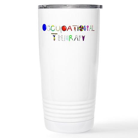 OT at work Stainless Steel Travel Mug