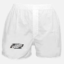 Funny Metal Boxer Shorts