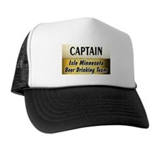 Isle Beer Drinking Team Trucker Hat