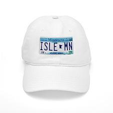 Isle License Plate Baseball Cap