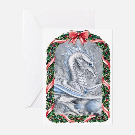 Winter Dragon Greeting Cards (Pk of 20)