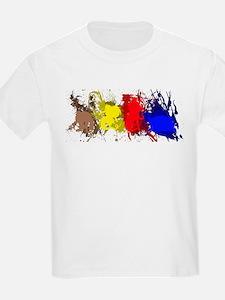 Cute 4 elements T-Shirt