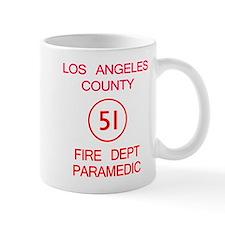 Emergency Squad 51 Small Mug
