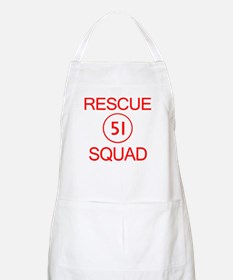 Squad 51 Emergency BBQ Apron