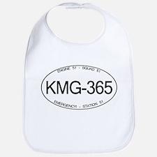 KMG-365 Squad 51 Emergency! Bib
