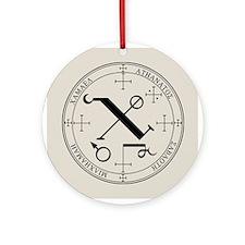 Seal of Camael Ornament (Round)