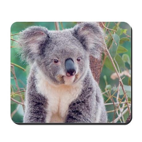SMILING KOALA BEAR Mousepad