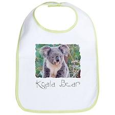 SMILING KOALA BEAR Bib