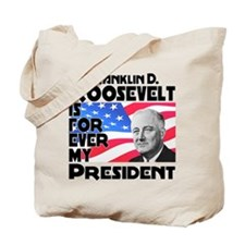 FDR 4ever Tote Bag