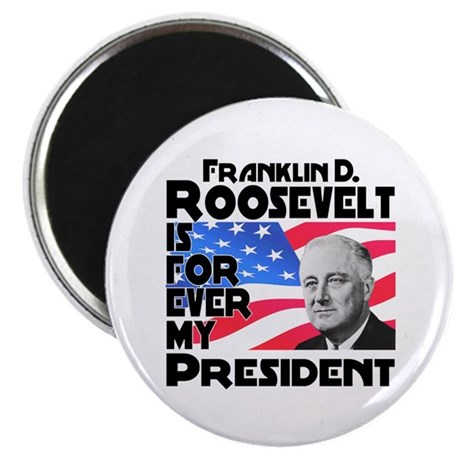 FDR 4ever Magnet