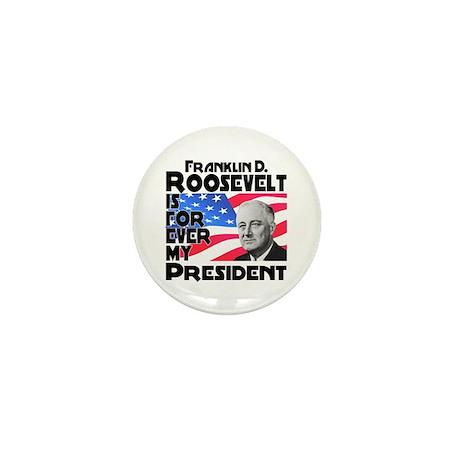 FDR 4ever Mini Button