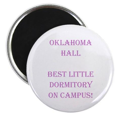 Oklahoma Hall Magnet (100 pack)