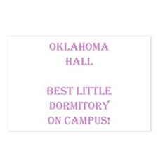 Oklahoma Hall Postcards (Package of 8)