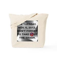 Cute Repeal obama Tote Bag