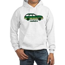 Lesbaru Picture and Logo Hoodie