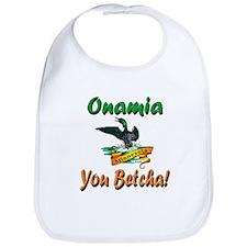 Onamia You Betcha Bib