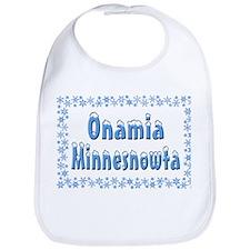 Onamia Minnesnowta Bib