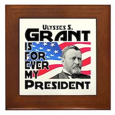 Grant 4ever Framed Tile