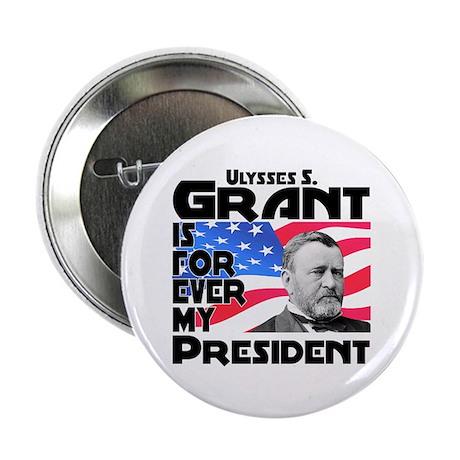 """Grant 4ever 2.25"""" Button"""