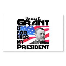 Grant 4ever Decal