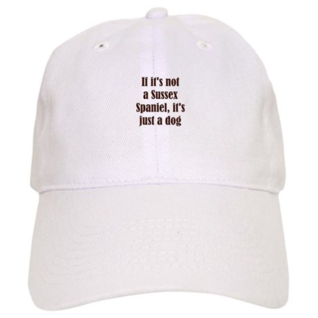 If it's not a Sussex Spaniel, Cap