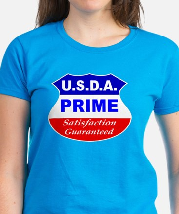 USDA Prime Women's Dark T-Shirt
