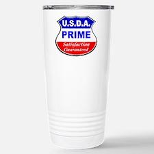 USDA Prime Travel Mug