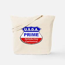 USDA Prime Tote Bag
