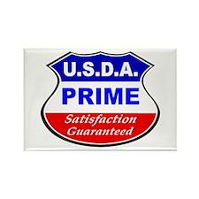 USDA Prime Rectangle Magnet (10 pack)