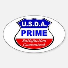 USDA Prime Decal