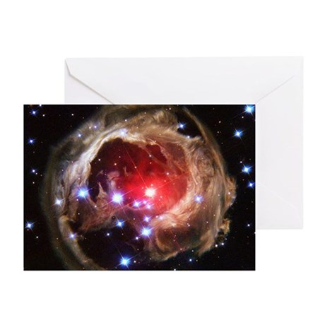 Red Supergiant Greeting Cards (Pk of 10)