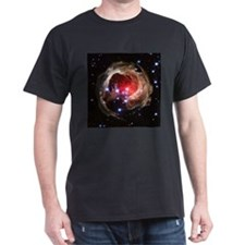 Red Supergiant Black T-Shirt
