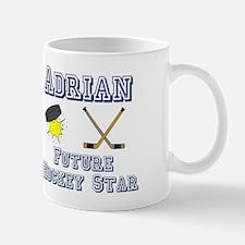 Adrian - Future Hockey Star Mug