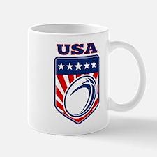 rugby usa Mug