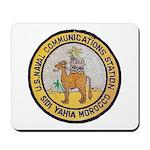NAVAL COMMUNICATIONS STATION, SIDI YAHIA Mousepad