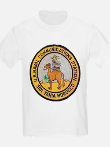 NAVAL COMMUNICATIONS STATION, SIDI YAHIA T-Shirt