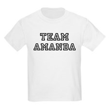 Team Amanda Kids T-Shirt