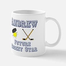 Andrew - Future Hockey Star Mug