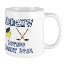 Andrew - Future Hockey Star Mug