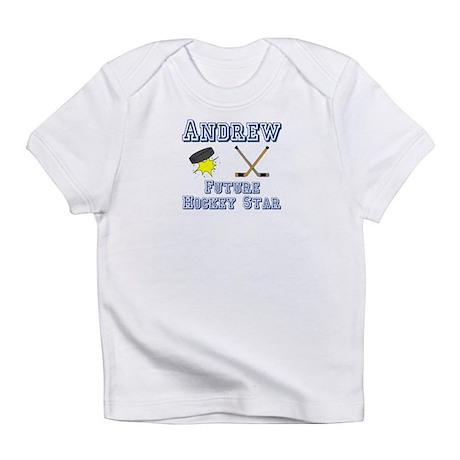 Andrew - Future Hockey Star Infant T-Shirt