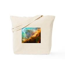 Omega Nebula Tote Bag