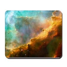 Omega Nebula Mousepad