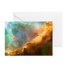 Omega Nebula Greeting Cards (Pk of 10)