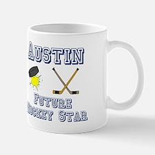 Austin - Future Hockey Star Mug