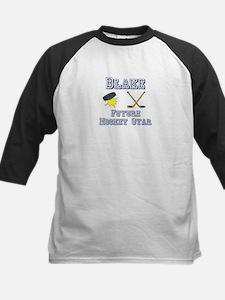 Blake - Future Hockey Star Kids Baseball Jersey