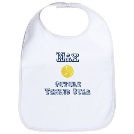 Max - Future Tennis Star Bib