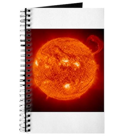 Solar Flare Journal