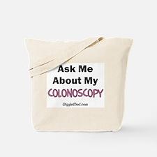 Colonoscopy Tote Bag
