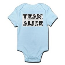Team Alice Infant Creeper