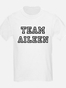 Team Aileen Kids T-Shirt